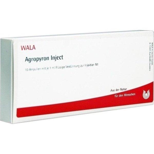 AGROPYRON Inject Ampullen 10X1 ml