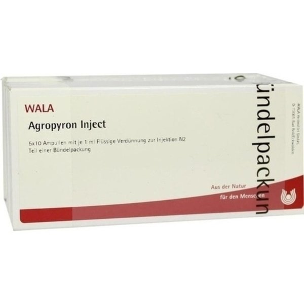 AGROPYRON Inject Ampullen 50X1 ml
