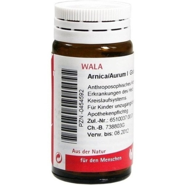 ARNICA/AURUM I Globuli 20 g