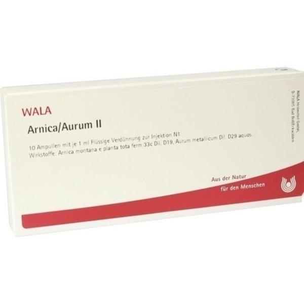 ARNICA/AURUM II Ampullen 10X1 ml