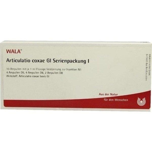 ARTICULATIO coxae GL Serienpackung 1 Ampullen 10X1 ml