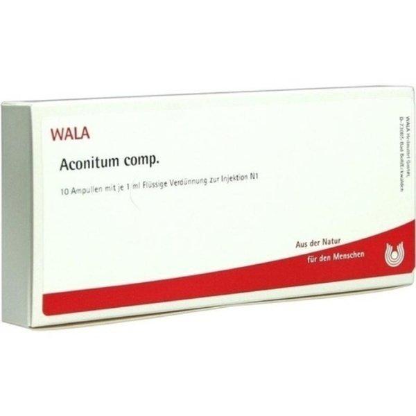 ACONITUM COMP.Ampullen 10X1 ml