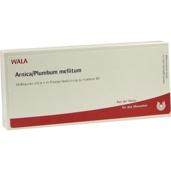 ARNICA/PLUMBUM /Mellitum Ampullen 10X1 ml