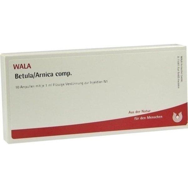 BETULA/ARNICA comp.Ampullen 10X1 ml