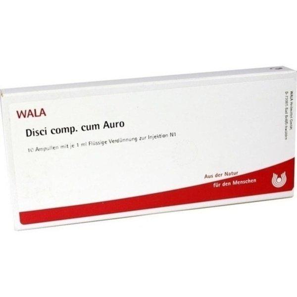 DISCI comp.cum Auro Ampullen 10X1 ml