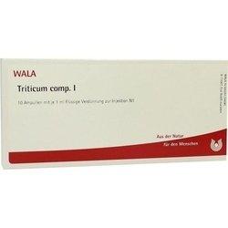 TRITICUM COMP.I Ampullen 10X1 ml