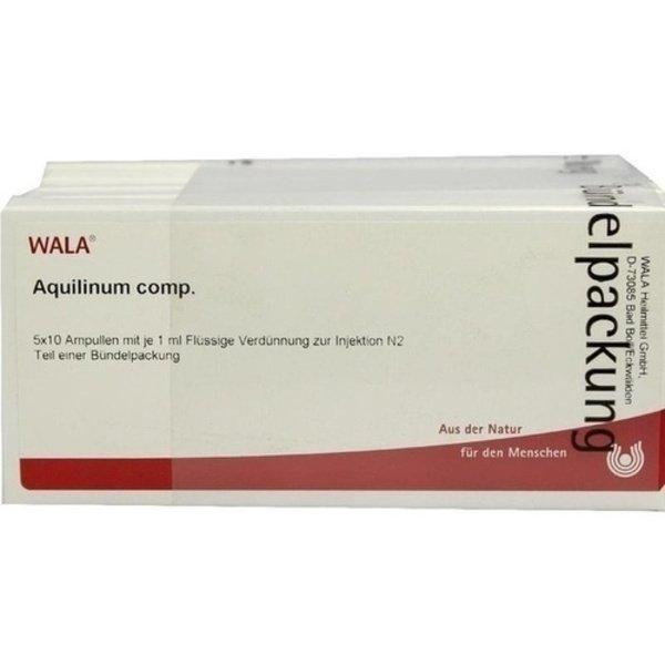 AQUILINUM comp.Ampullen 50X1 ml
