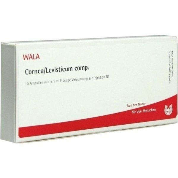 CORNEA/Levisticum comp.Ampullen 10X1 ml