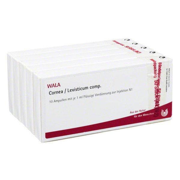 CORNEA/Levisticum comp.Ampullen 50X1 ml
