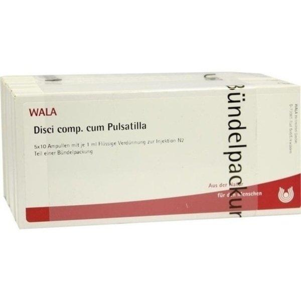 DISCI comp.cum Pulsatilla Ampullen 50X1 ml