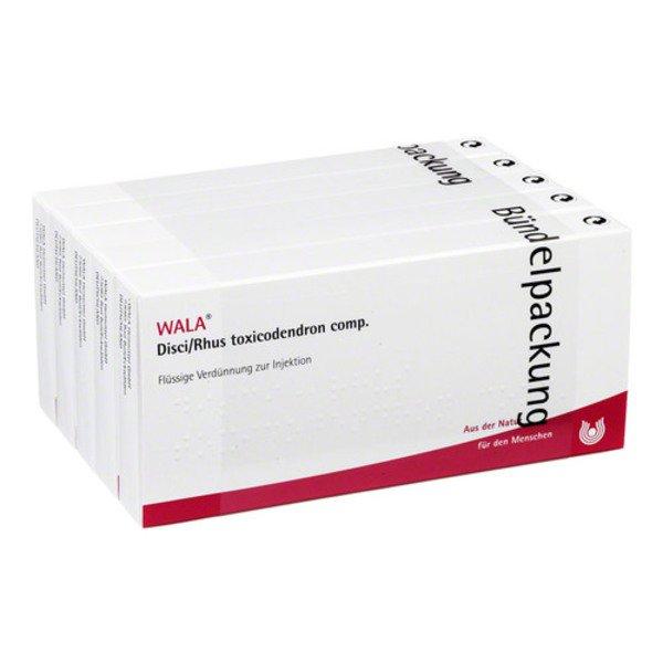 DISCI/Rhus toxicodendron comp.Ampullen 50X1 ml