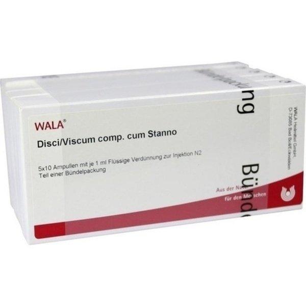 DISCI/Viscum comp.cum Stanno Ampullen 50X1 ml