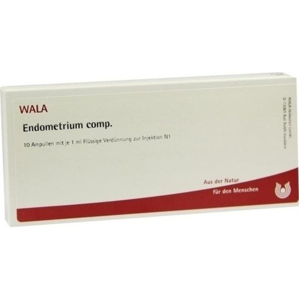 ENDOMETRIUM COMP. Ampullen 10X1 ml