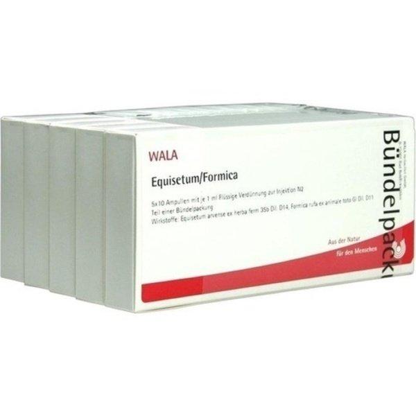 EQUISETUM/FORMICA Ampullen 50X1 ml