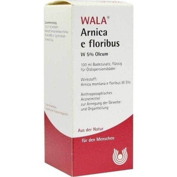 ARNICA E floribus W 5% Oleum 100 ml