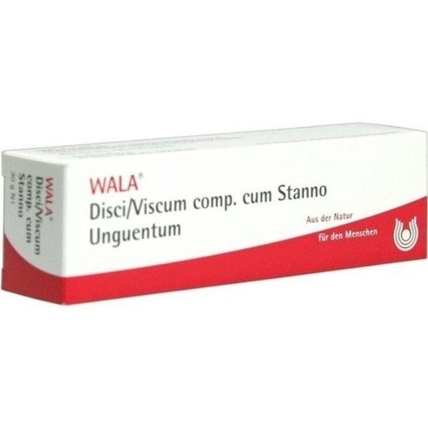 DISCI/Viscum comp.cum Stanno Unguentum 30 g