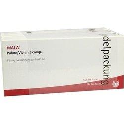 PULMO/ VIVIANIT COMP. Ampullen 50X1 ml