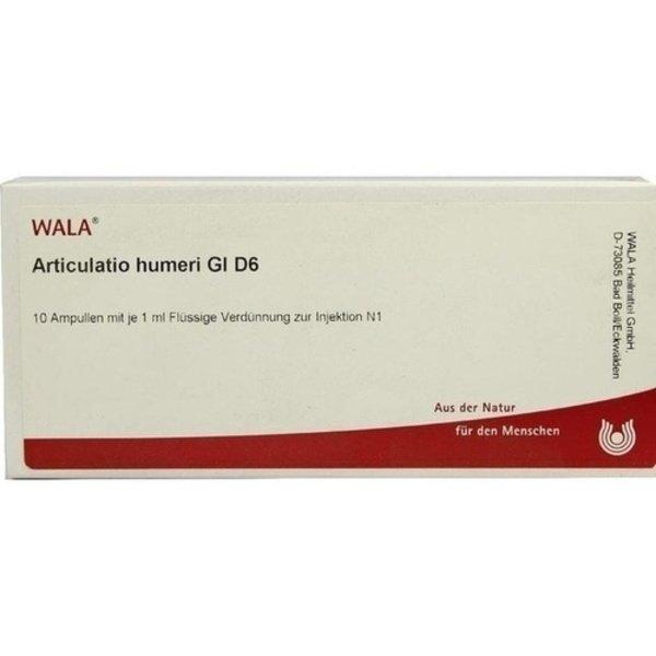ARTICULATIO humeri GL D 6 Ampullen 10X1 ml