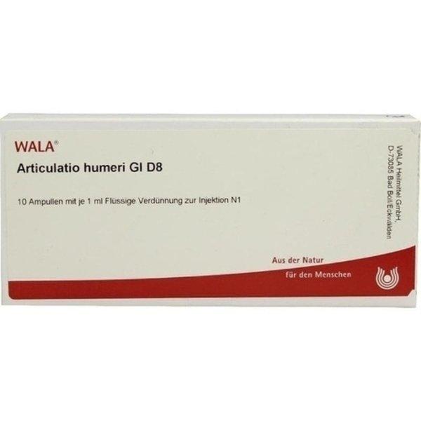 ARTICULATIO humeri GL D 8 Ampullen 10X1 ml