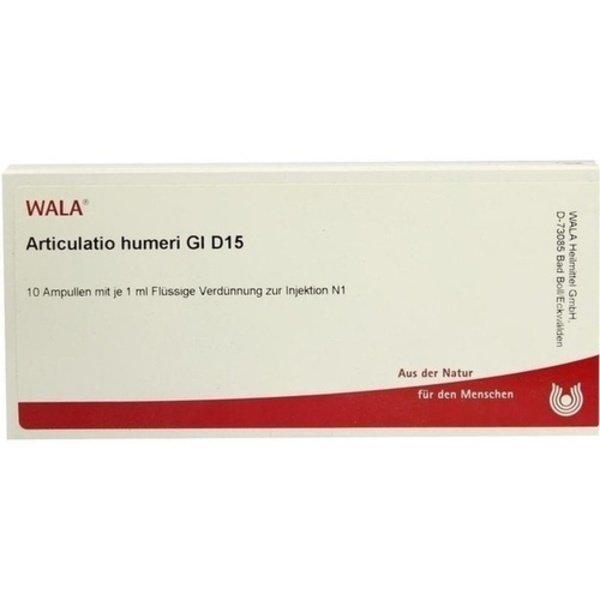 ARTICULATIO humeri GL D 15 Ampullen 10X1 ml