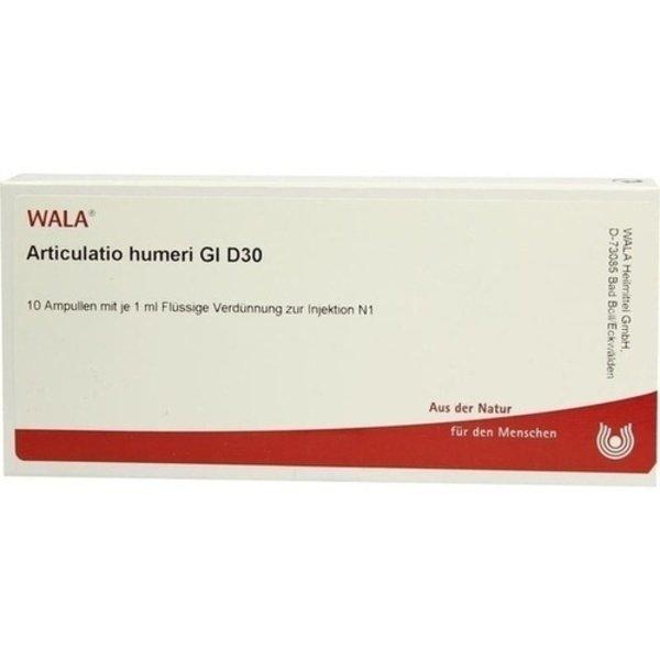 ARTICULATIO humeri GL D 30 Ampullen 10X1 ml