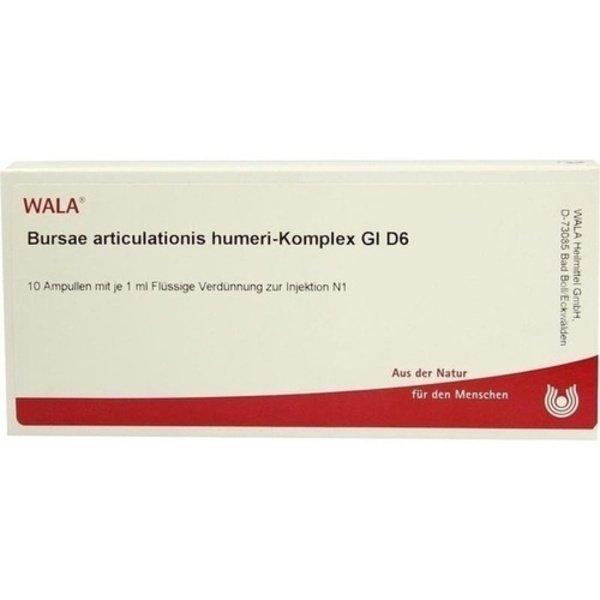 BURSAE ARTICULAT.HUM.KOMPL.GL D 6 Ampullen 10X1 ml