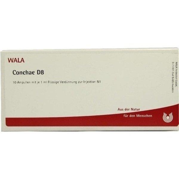 CONCHAE GL D 8 Ampullen 10X1 ml