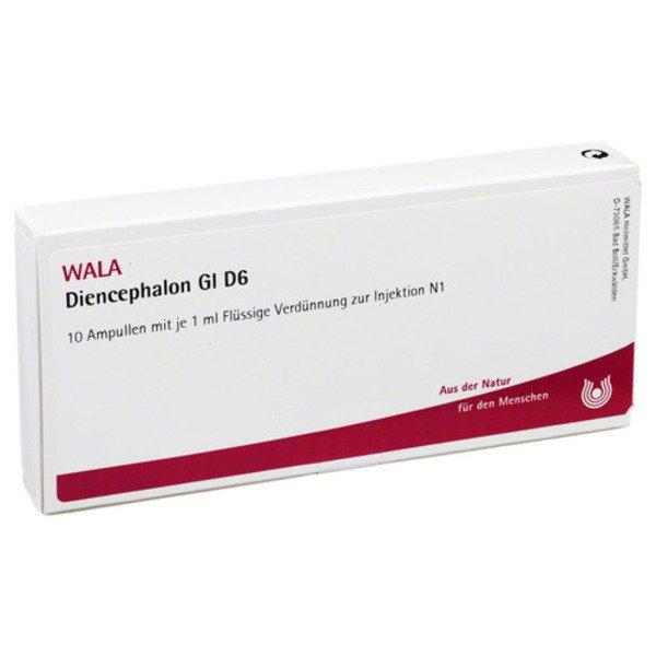 DIENCEPHALON GL D 6 Ampullen 10X1 ml