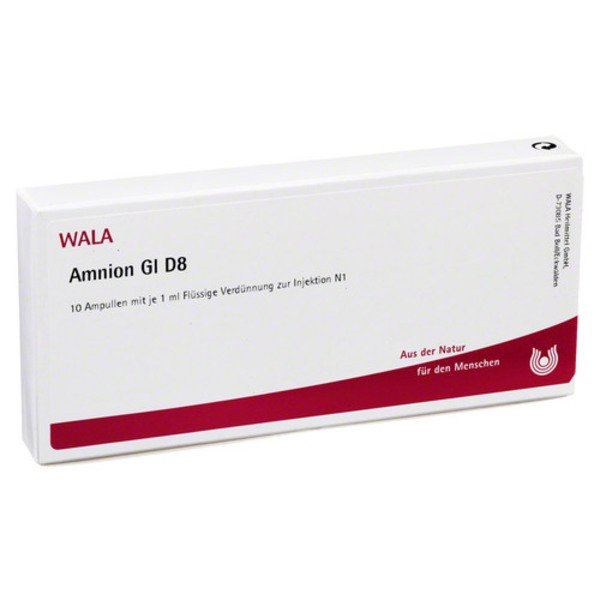 AMNION GL D 8 Ampullen 10X1 ml