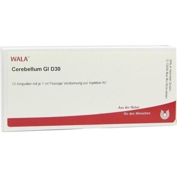 CEREBELLUM GL D 30 Ampullen 10X1 ml