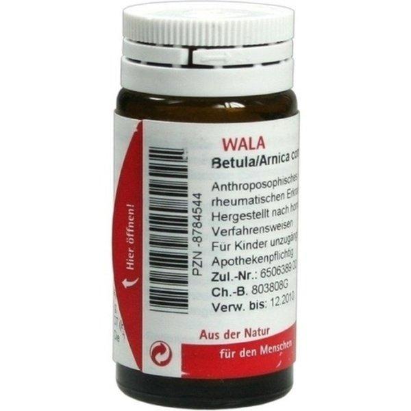 BETULA/ARNICA comp.Globuli 20 g