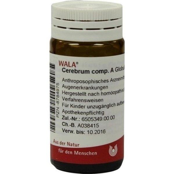 CEREBRUM COMP.A Globuli 20 g