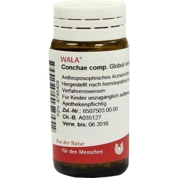 CONCHAE comp.Globuli 20 g