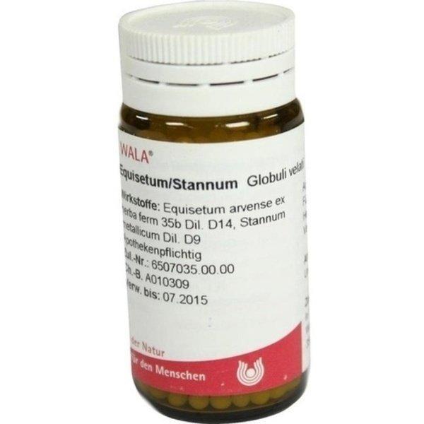 EQUISETUM/STANNUM Globuli 20 g