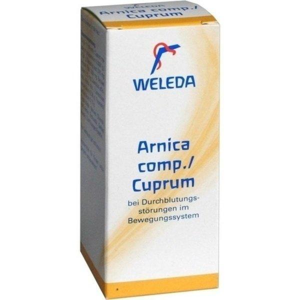 ARNICA COMP./Cuprum ölige Einreibung 50 ml