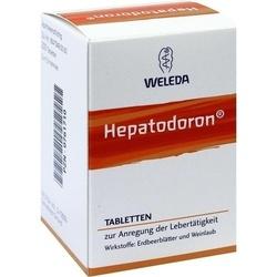 HEPATODORON Tabletten 200 St