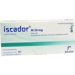ISCADOR M 20 mg Injektionslösung 7X1 ml