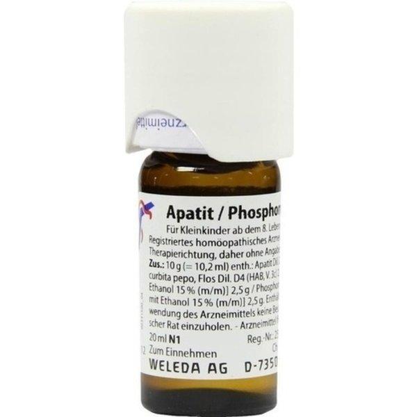 APATIT/PHOSPHORUS comp.K Dilution 20 ml