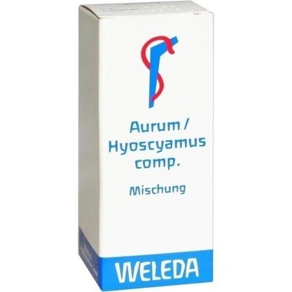 AURUM/HYOSCYAMUS comp.Dilution 50 ml