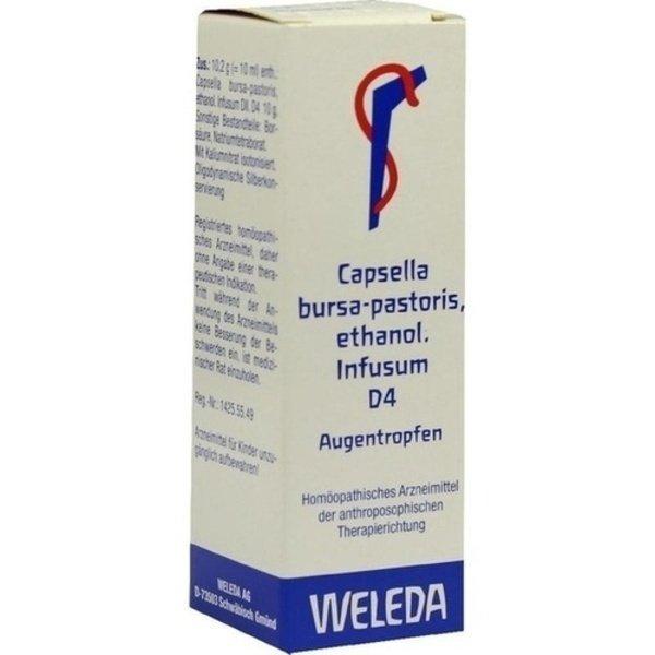 CAPSELLA BURSA pastoris D 4 Augentropfen 10 ml
