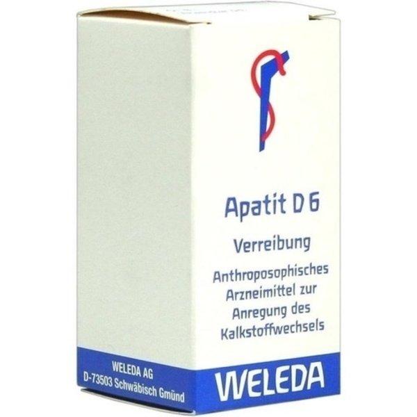 APATIT D 6 Trituration 20 g