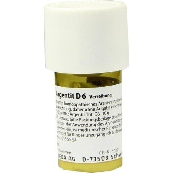 ARGENTIT D 6 Trituration 20 g