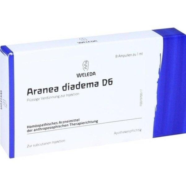 ARANEA DIADEMA D 6 Ampullen 8X1 ml