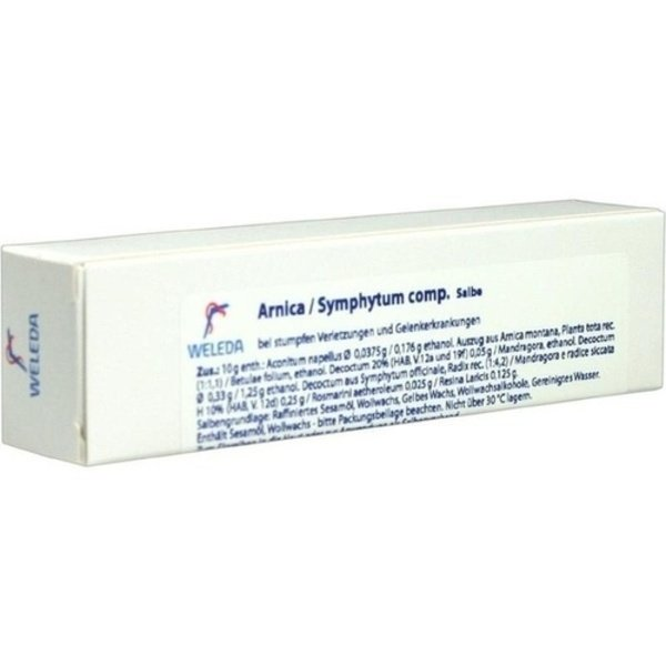 ARNICA/SYMPHYTUM comp.Salbe 25 g