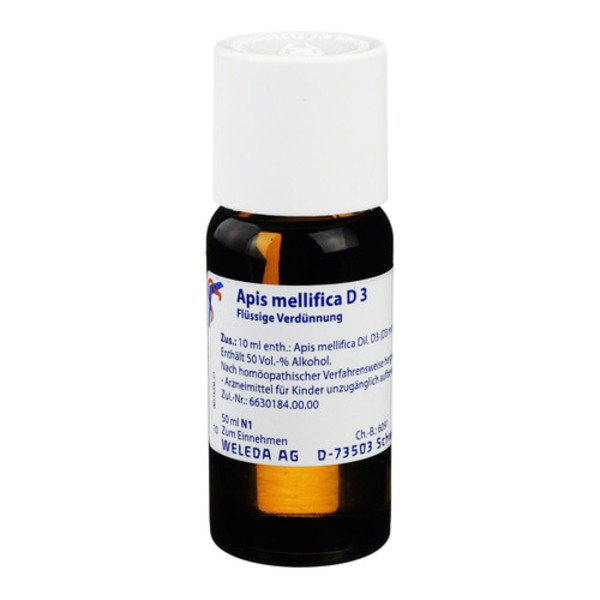APIS MELLIFICA D 3 Dilution 50 ml