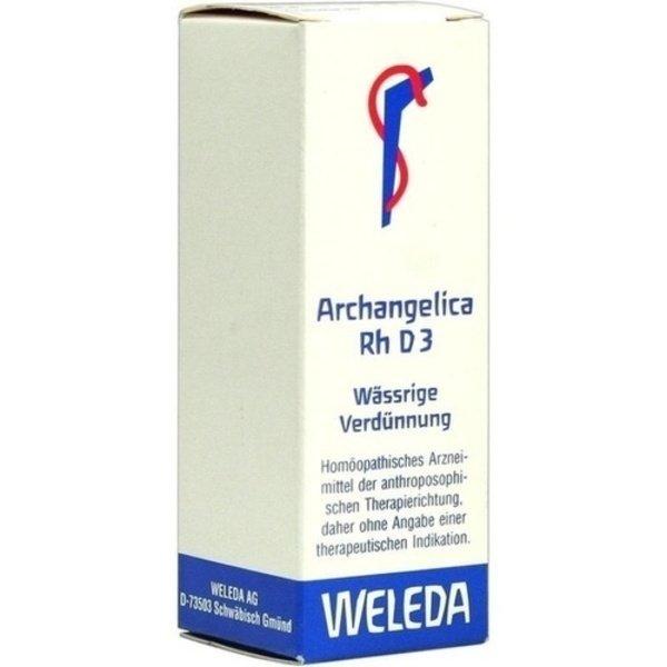 ARCHANGELICA Rh D 3 Dilution 20 ml