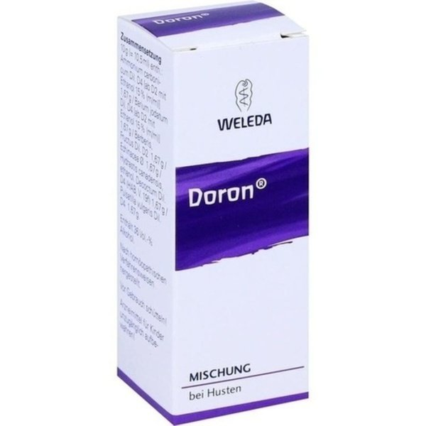 DORON Hustentropfen 20 ml