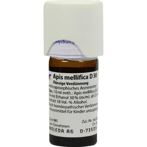 APIS MELLIFICA D 30 Dilution 20 ml