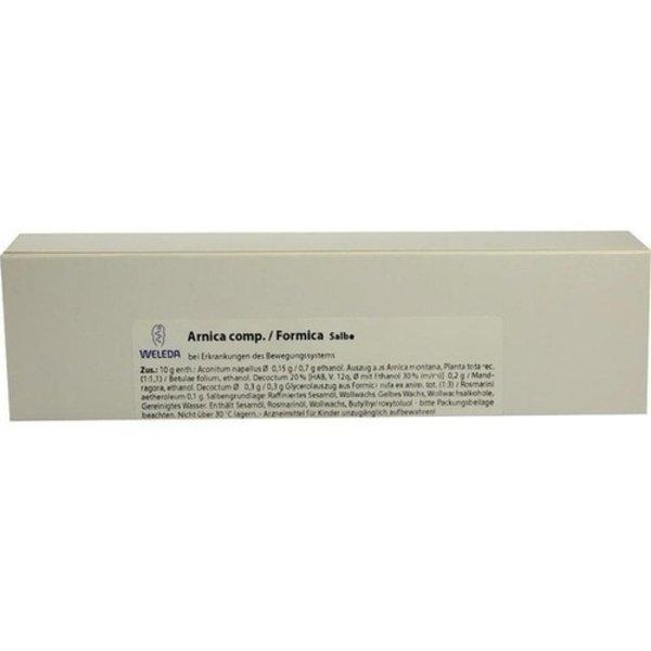 ARNICA COMP./Formica Salbe 70 g