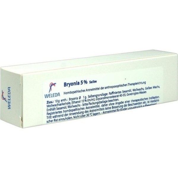 BRYONIA 5% Salbe 25 g